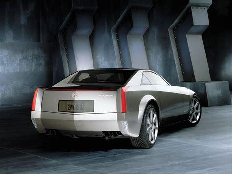 cadillac evoq   concept cars