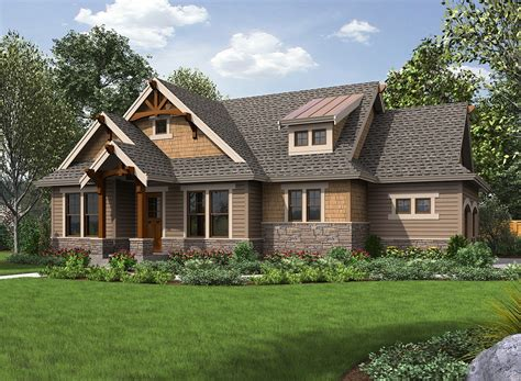 high end home plans high end craftsman getaway 23570jd architectural designs house plans