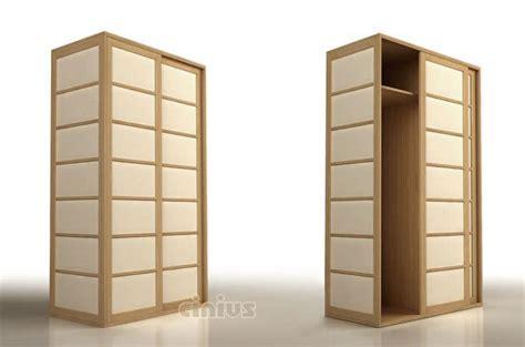 armoire japonaise cinius armoire shoji 224 portes coulissantes japonaises