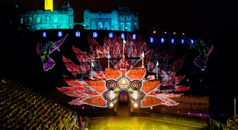 Tattoo Supplies Edinburgh | projection studio supplies royal edinburgh military tattoo