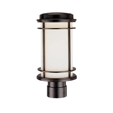 Patio Post Lights 13 1 2 Inch Outdoor Post Light 9106 68 Destination Lighting