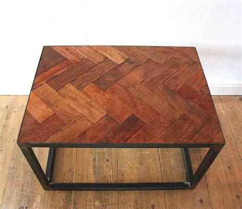 upcycled dining room table mini upcycled parquet floor coffee table coffee dining