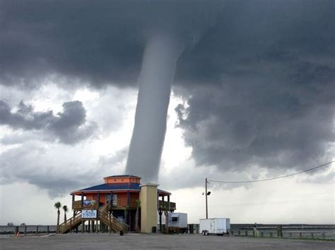 Records Usa Usa Calmest Year For Tornadoes In A Decade