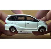Tomica AS 01  Toyota Avanza Veloz Die Cast Car YouTube