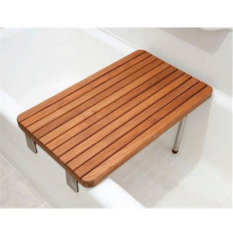 removable bathtub teakworks4u ada removable seat for bathtub bath aids
