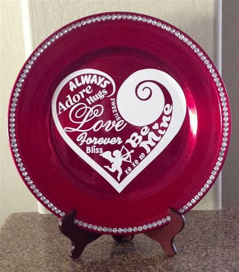 valentines day plates s day plate with subway knk projects