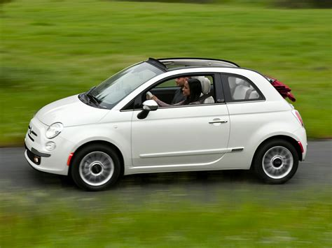 fiat convertible 2014 fiat 500c price photos reviews features