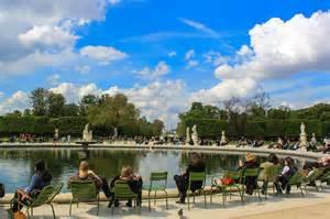 jardin des tuileries tuinen bij het louvre wegwijs