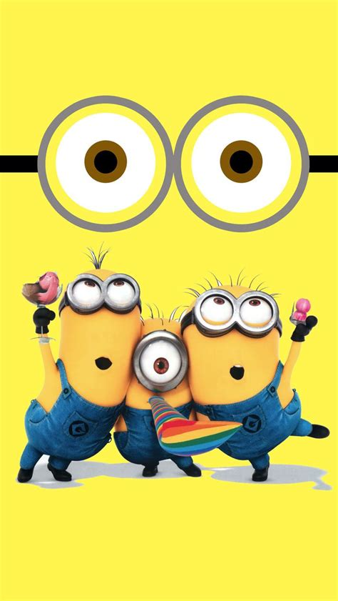 wallpaper background minions minions despicable me wallpapers desktop backgrounds all