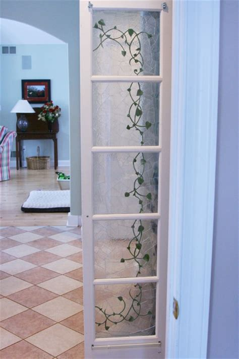 Stained Glass Pantry Doors by Stained Glass Mosaic Pantry Doors Traditional Other
