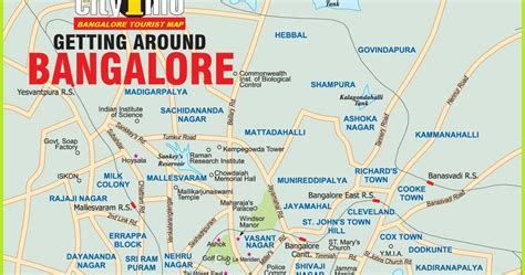 bangalore city map images bangalore city map bangalore tourism map bengaluru