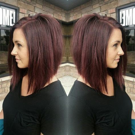 Wedding Hairstyles For Inverted Bobs by Best 25 Inverted Bob Ideas On Inverted Bob
