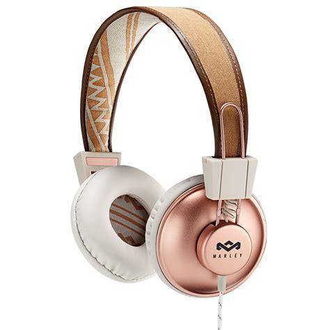 House Of Marley Positive Vibration On Ear Headphones Em