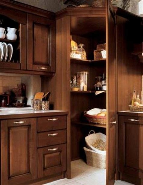 Kitchen Pantry Ideas For Small Spaces by Cocina Clasica Y Moderna Inspiraci 243 N De Dise 241 O De