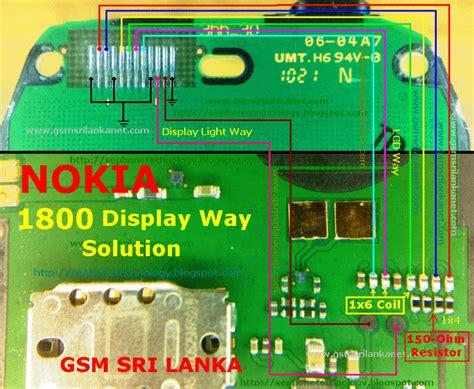nokia 1280 white display 03 30 14 rayerbazar mobile