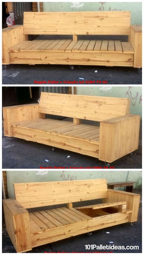 sofa pallets best 25 pallet sofa ideas on pinterest pallet furniture