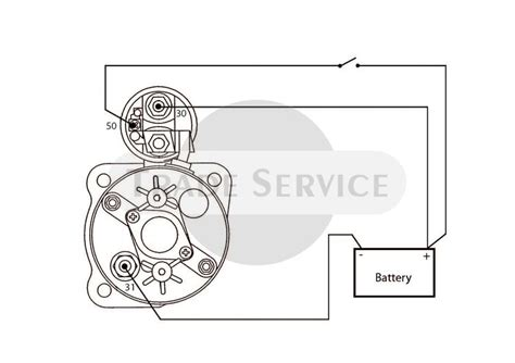 lucas starter motor wiring diagram wiring diagram manual
