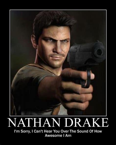 Nathan Meme - nathan drake quotes quotesgram