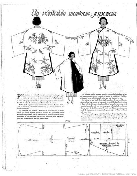 sewing pattern japanese kimono 1521 best sewing patterns images on pinterest sewing