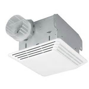 bathroom fans cfm broan 2 1 2 sone 90 cfm white bath fan lowe s canada
