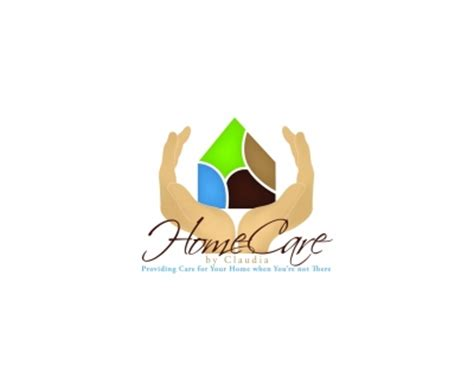 home care logo design gallery inspiration logomix