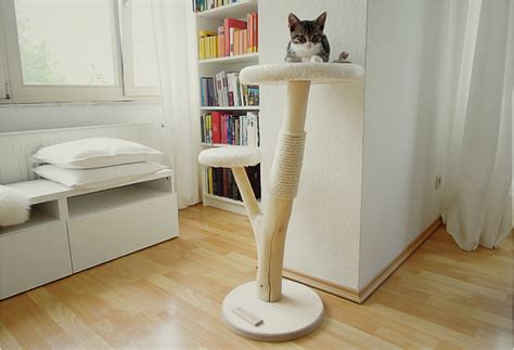 Modern Cat Tree modern contemporary cat tree contemporary