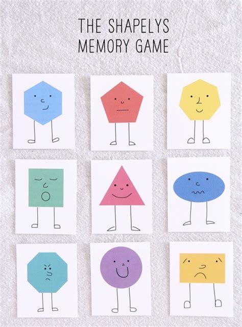figuras geometricas juegos gratis 4 juegos de memoria para imprimir gratis pequeocio