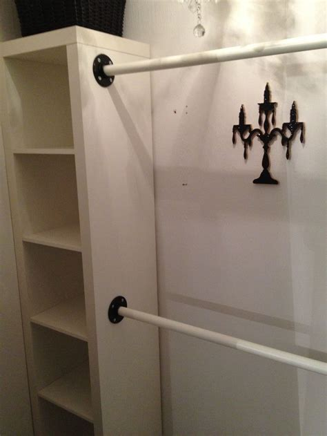 custom closet ikea hack maddie ikea hack closet love it pinterest ikea