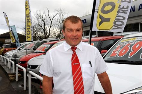 Colin Appleyard Suzuki Colin Appleyard Is A Family Business But Not A Small