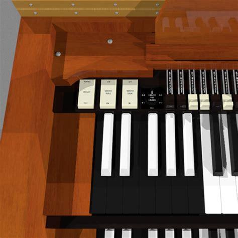 tutorial organ keyboard 3d model organ keyboard hammond