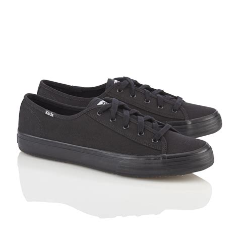 keds s up black casual shoe