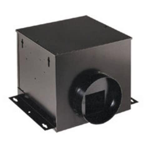 in line exhaust fan bathroom fans broan 110 150 200 cfm single port in
