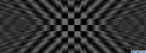 black and white cover trippy black and white checkered pattern cover