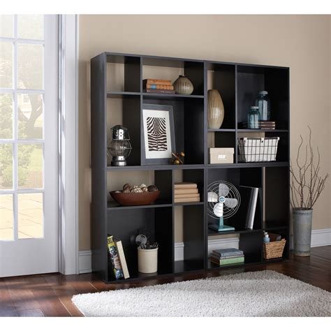 square bookshelf home design interior