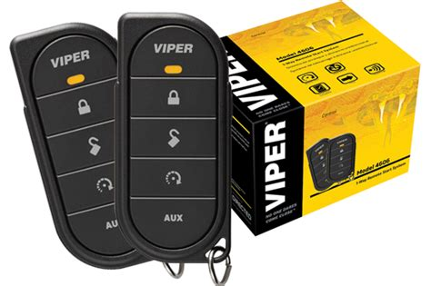 viper basic 1 way remote start system autos post