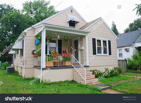house with a porch stock photo image of chairs home 41010732 an exle of suburban house with porch stock photo