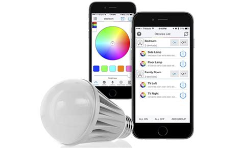 flux smart led light top 10 best smart led light bulbs with incorporated