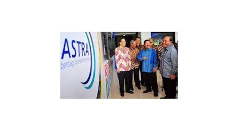 rekrutmen pt astra international tbk cabang krakatau