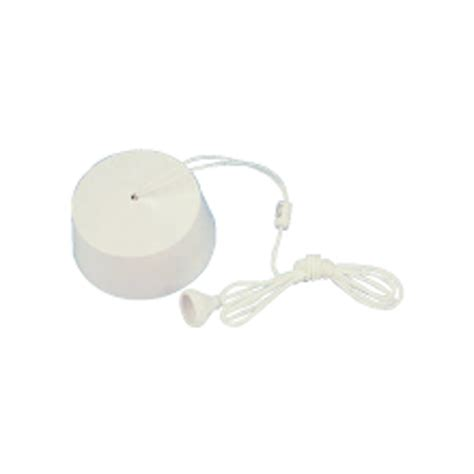 Pull Cord Switch For Bathroom Light Bathroom Toilet Ceiling Pull Cord Light Switch White 2 Way