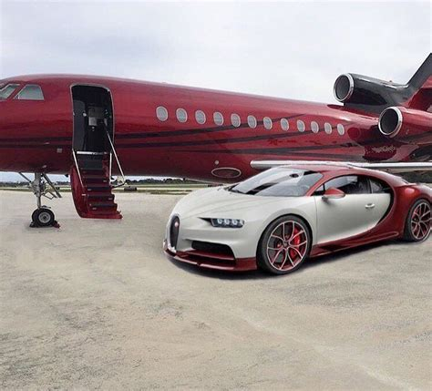 Bugatti Chiron That Matches Your Private Jet Cars Yachts