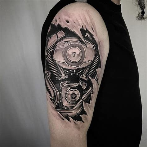 harley engine tattoo designs harley motor designs pictures to pin on