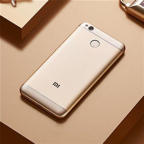 Xiaomi Redmi 4x 464 Gold New xiaomi redmi 4x 2gb 16gb smartphone gold