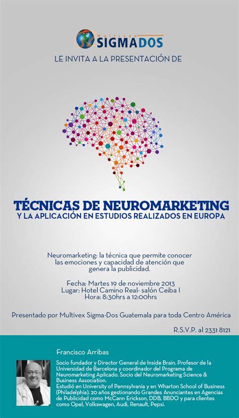 jurgen klaric barcelona t 233 cnicas de neuromarketing y la aplicaci 243 n en estudios