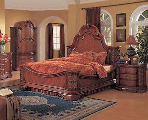 traditional master bedroom furniture set traditional 4pc master bedroom furniture set king queen