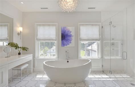 all white bathroom ideas 30 all white bathrooms inspiration dering