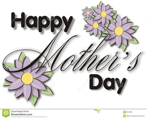 s day titles mothers day title block stock photos image 654363