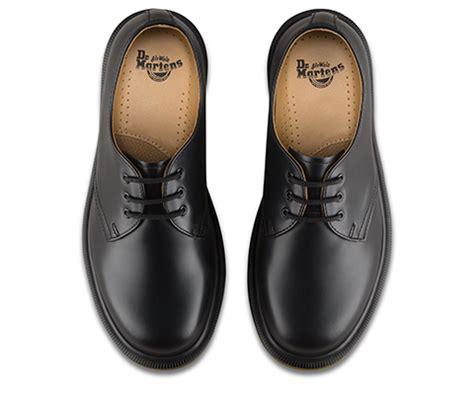Docmart Black Shoes 1461 plain welt smooth 1461 site officiel dr martens