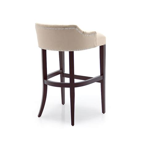 low bar stool chairs furniture elegant white low back bar stools with dark wood legs for counter and bar furniture