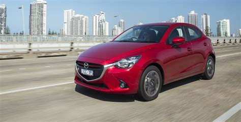 mazda 2 hatch 2016 mazda 2 hatch gets equipment boost photos 1 of 3