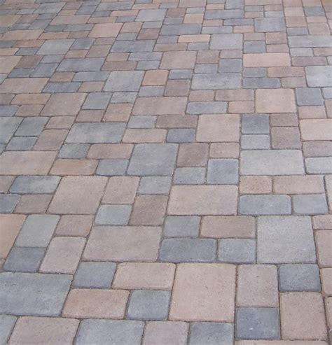the 2 minute gardener photo antique cobble pavers in mixed colors